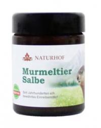 Murmeltier-Salbe  100 ml